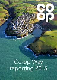 2015 Co-op Sustainability report